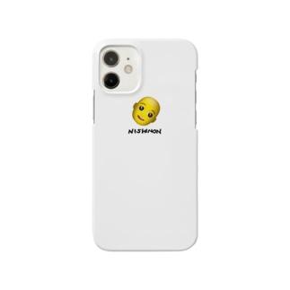nishiPhoneケース Smartphone cases