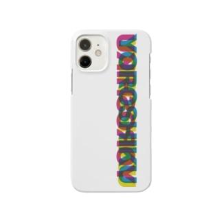 YOROSHIKU-01(縦) Smartphone cases