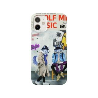01WOLF MEN'S BASIC Smartphone cases