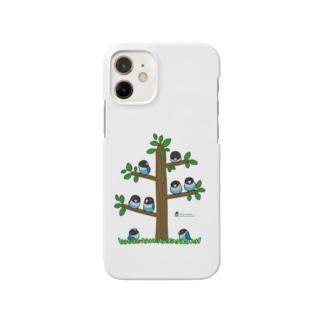 LOVEBIRD BOTAN Tree Smartphone cases