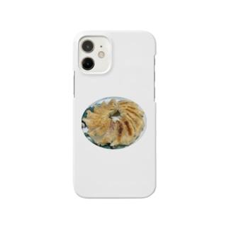 イベリコ豚の焼き餃子🥟 Smartphone cases
