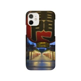 浅草雷門-東京 Smartphone cases