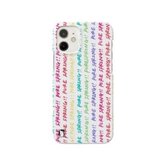 be you!ピュアスプリングタイプのあなたへ Smartphone cases