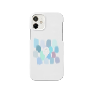 あざらしとえのぐ Smartphone cases