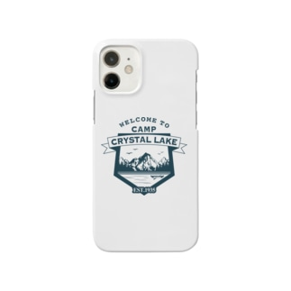 CAMP CRYSTAL LAKE Smartphone cases