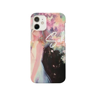 Sakura by日端奈奈子 Smartphone Case