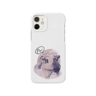 トテトテ-ミルキー Smartphone cases
