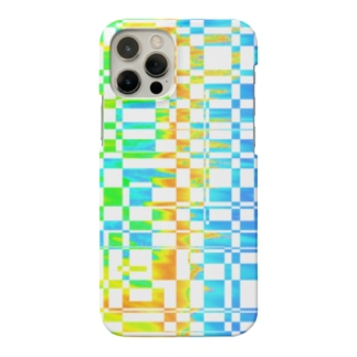 Gridplay bright 01 Smartphone cases