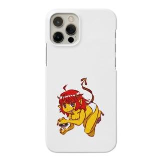 悪魔っぽい子 Smartphone cases
