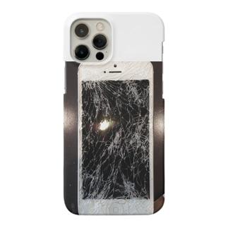 なんすりーのFake 割れフォンケース Smartphone Case