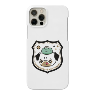 ロホホラわんわんワッペン Smartphone cases
