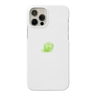 ノートに描いたリンゴ Smartphone cases