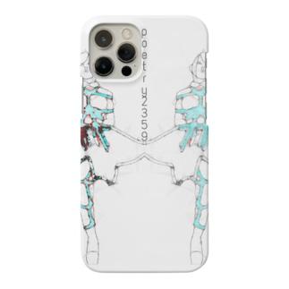 稀有のメガミサマ(シロ) Smartphone cases
