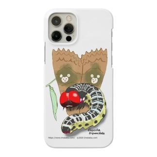 芋活.comのミツボシキリガ Smartphone cases