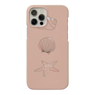 うみの宝石 Smartphone cases