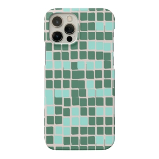 tile1【限定5個】 Smartphone cases