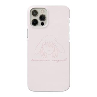 たれみみうさガール-ver2 Smartphone cases