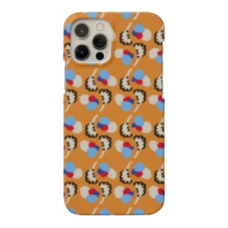 秋の木 Smartphone cases