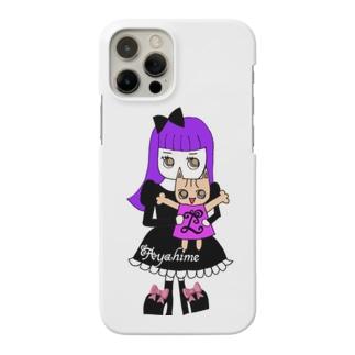綾姫&レヴィンスマホケース Smartphone Case