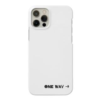 ONE WAY→ Smartphone Case