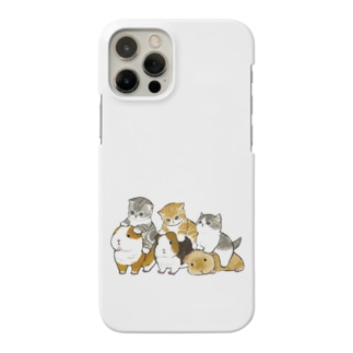 mofusandのモルモット試乗会 Smartphone cases