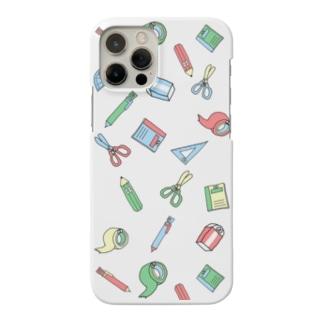文房具スマホケース Smartphone cases