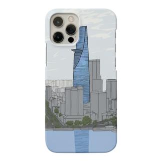 ホーチミンで2番目に高いビル Smartphone cases
