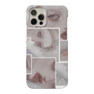 天使の一服 Smartphone cases