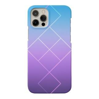 グラデーション.春 Smartphone cases