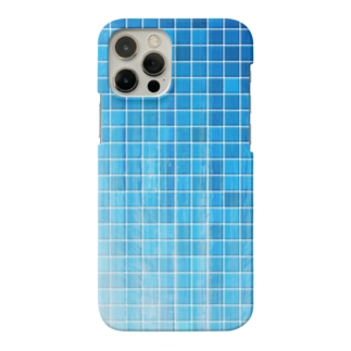 レトロなタイル 04 Smartphone cases