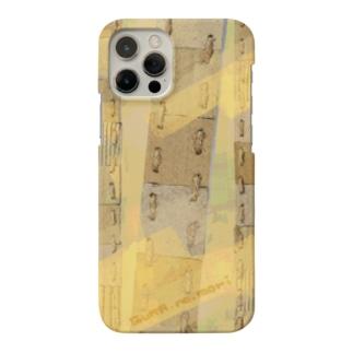 ダンボールステッチ スマホケース Smartphone cases