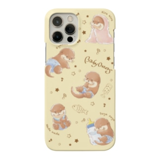 Baby Otters Smartphone cases