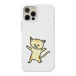 踊るスナネコ Smartphone Case