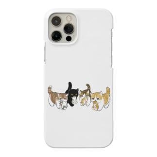 新しい家族を紹介します Smartphone cases