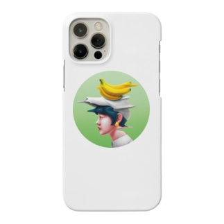 banana girl Smartphone cases