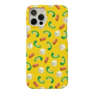 ゴーヤー チャンプルー Smartphone cases