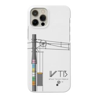 WTBと電柱(高崎エリア) Smartphone cases
