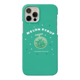MELON SYRUP スマホケース Smartphone cases