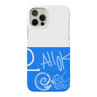 210619 青空 Smartphone cases