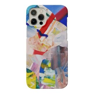 ATELIER SUIのHIDEコラージュ Smartphone cases