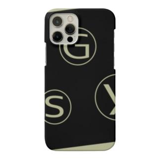 210722 まる Smartphone cases
