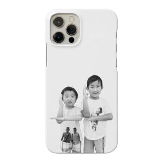 うんちょこ iPhoneケース Smartphone Case