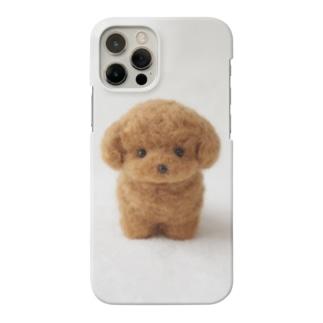 ぷりぷりプードルちゃん Smartphone cases