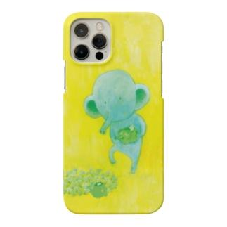 カッパとコゾウ_スマホケース Smartphone cases