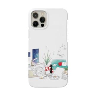 ちるとしふと/裏表紙 Smartphone cases