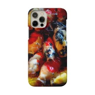 錦鯉 Smartphone cases