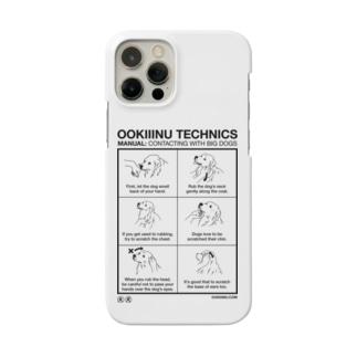 OOKIIINUのOOKIIINU TECHNICS Smartphone cases