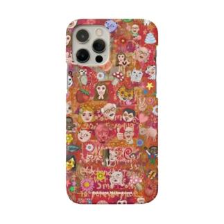 松山征シロースマホケースiphone12対応redan Smartphone cases