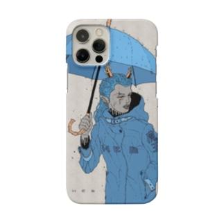 HElll - ヘル - の〈 魔王×偵察 〉  ハードタイプ Smartphone cases