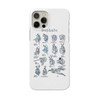 ミジンコ図鑑 Smartphone cases